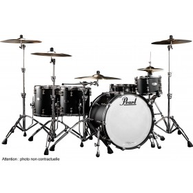 "PEARL REFERENCE PURE Hyper Rock 22"" Matte Black"
