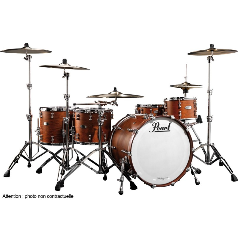 "PEARL REFERENCE PURE Fusion 20"" Matte Walnut"