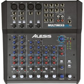 ALESIS MM8USBFX Table de Mixage