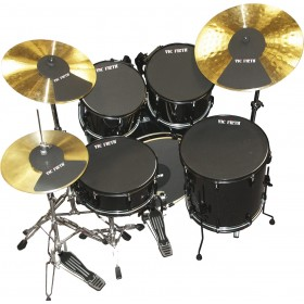 VIC FIRTH Pack Mute Kit Fusion 20""