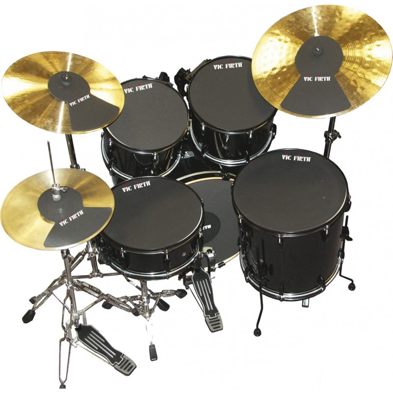 """VIC FIRTH Pack Mute Kit Fusion 20"""""""