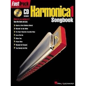 FastTrack Harmonica Method 1 + CD