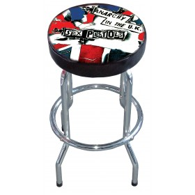 Tabouret De Bar Sex Pistols