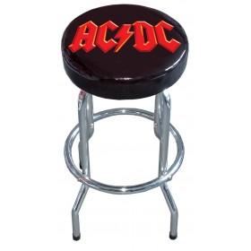 Tabouret De Bar AC/DC Logo