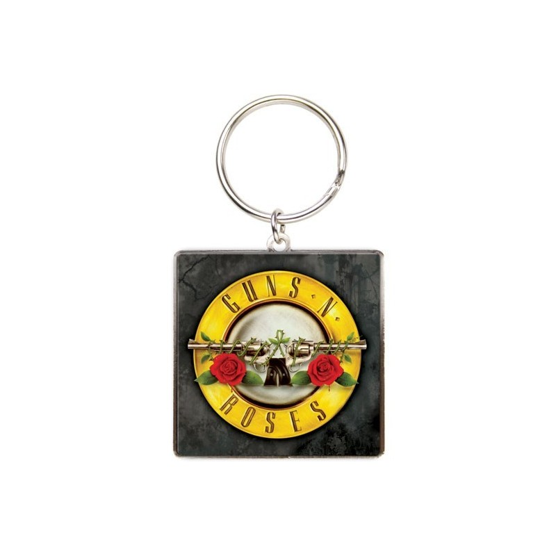 Porte Clé Guns N Roses Logo