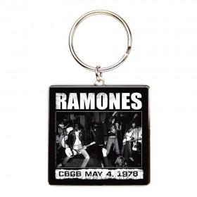 Porte Clé Métal Ramones