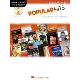 Popular Hits Clarinette + CD