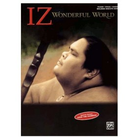 IZ WONDERFUL WORLD PVG UKULELE