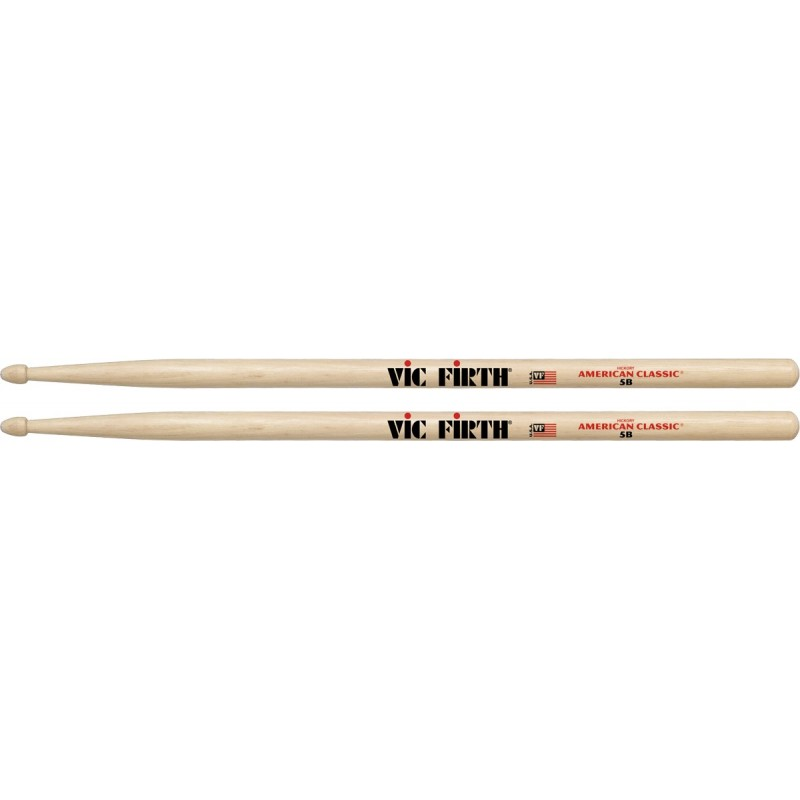 VIC FIRTH Baguette American Classic Hickory 5B