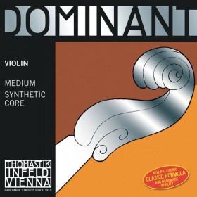 THOMASTIK DOMINANT 132 MEDIUM CORDE RE VIOLON 4/4