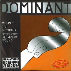 THOMASTIK DOMINANT MEDIUM CORDE MI VIOLON 1/2