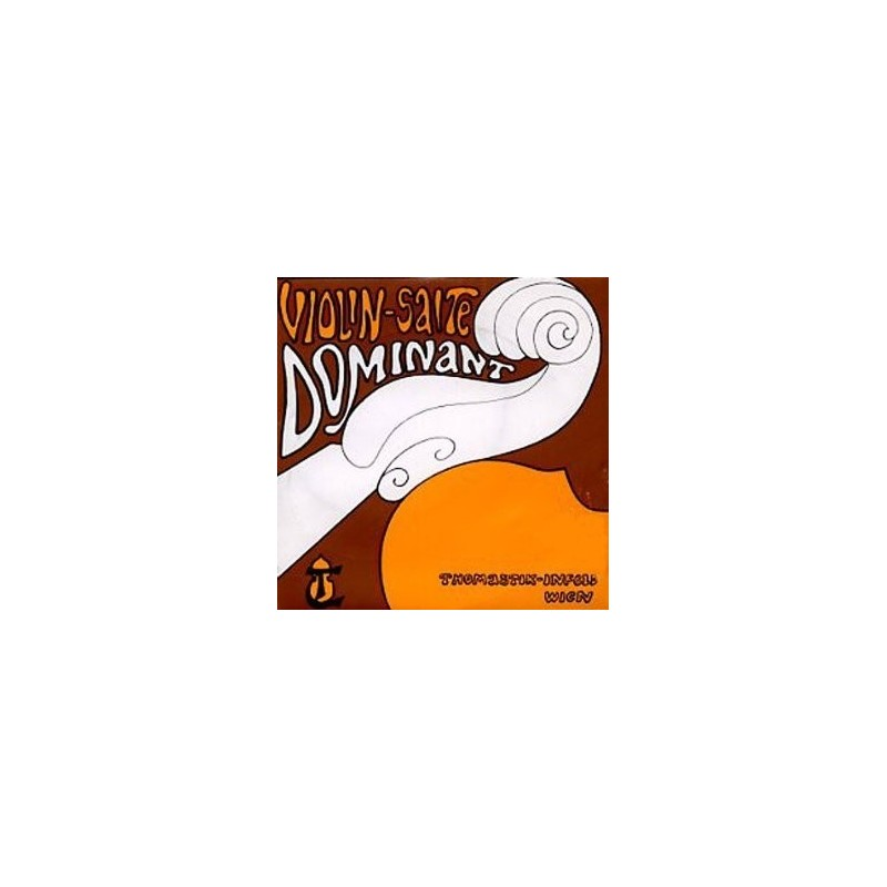 THOMASTIK DOMINANT 135 MEDIUM VIOLON 1/16