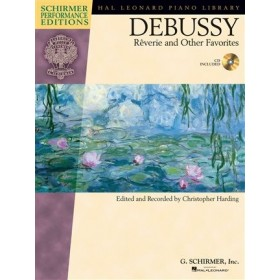 DEBUSSY Seven Favorites Pieces + CD