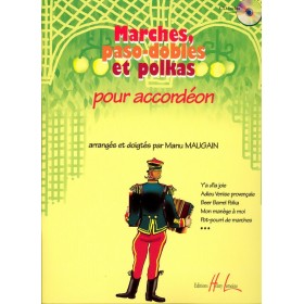 Marches Paso-Dobles et Polka + CD