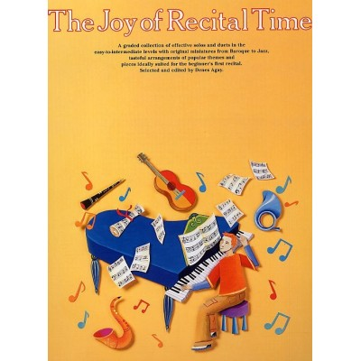 The Joy of Recital Time
