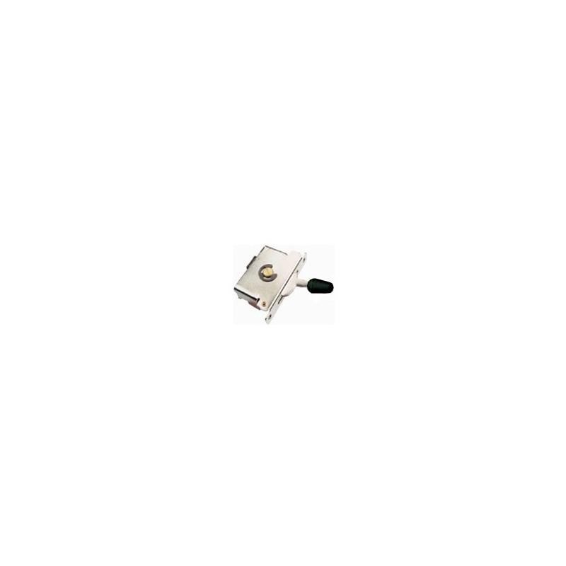 YELLOW PARTS EZ1187B Sélecteur de Micro 3 positions Telecaster Noir
