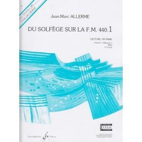 Du Solfège Sur la F.M. 440.1 Lecture / Rythme