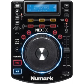 NUMARK NDX500 Platine CD/MIDI/USB/MP3