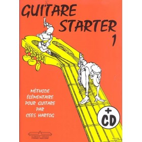 Guitare Starter Volume 1 + CD