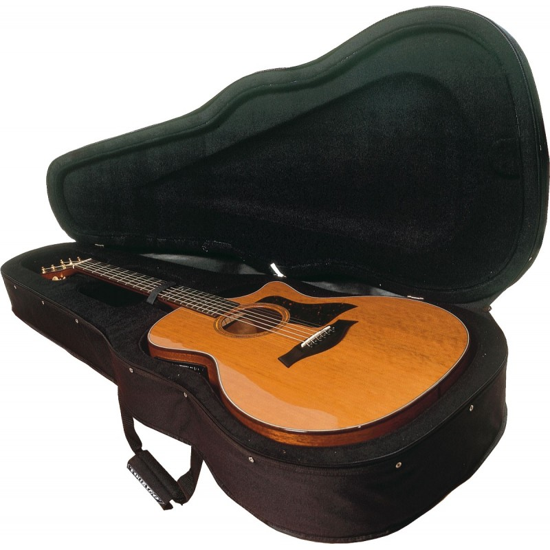 Tobago esf n etui semi rigide guitare acoustique ab road for Housse guitare acoustique